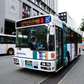 西鉄 バス suica