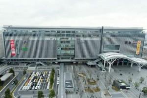 博多駅(提供:福岡市)